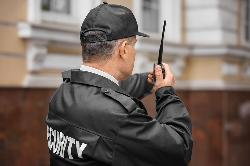 How To Be A Security Guard Uk in Oxford Oxfordshire